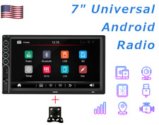 7 inch 2 Din Android Radio Bluetooth Touch Screen Car Radio Multimedia Player