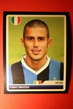 PANINI CHAMPIONS LEAGUE 2006/07 # 127 INTER GROSSO MINT!