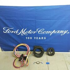 Wire Harness Fuse Block Upgrade Kit for 1935 - 1941 Ford hot rod rat rod