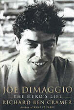 Joe DiMaggio: The Hero's Life (Touchstone Book), By Cramer, Richard Ben,in Used