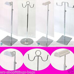 Adjustable Handbag Bag Display Stand Hat Scarf Necklace  Hanger