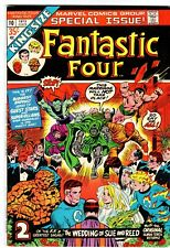 FANTASTIC FOUR KING-SIZE SPECIAL 10  VF-   DOCTOR DOOM!  Wedding Issue!  ANNUAL!