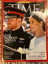 Time Magazine JUNE 4, 2018 Commemorative Issue ROYAL WEDDING Prince Harry Meghan