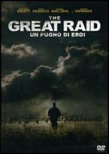 THE GREAT RAID UN PUGNO DI EROI  DVD GUERRA