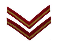 Soviet WW2 2nd Lt. sleeve chevrons