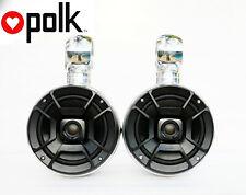 "Wakeboard Tower Quick Rotatable 6.5"" Speaker Polk DB652 300Watt Marine Speaker"