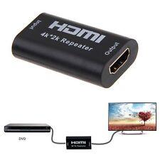 1080P 3D 4K*2K HDMI Repeater Extender Verstärker Over Signal HDTV Bis zu 40M