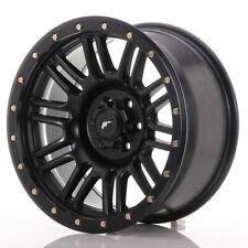 Japan Racing JRX7 Alloy Wheel 18x9 - 6x139.7 - ET0 - Matt Black