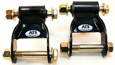 "ATS Springs Dodge D&W Series Leaf Spring Shackle Kit - 5/8"" Spring Eye Bolt"