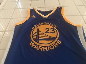 Adidas Draymond Green Golden State Warriors Swingman Jersey Sz. M