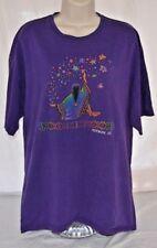 VTG Sportex Purple Tuscon AZ T-Shirt Colorful Aztec Design Made in USA Womens XL