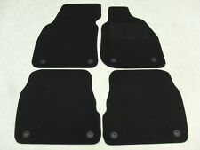 Audi A6 (Allroad) 2000-05 Fully Tailored Deluxe Car Mats in Black