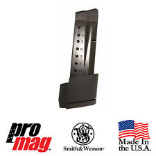 ProMag Extended 9mm 10RD Steel Magazine Clip SMI28 for Smith & Wesson Shield