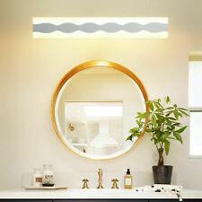Modern Bathroom Lighting Led Acrylic Mirror Front Make-up Wall Lamp Vanity Light