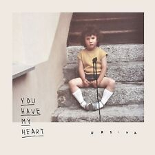 URSINA - YOU HAVE MY HEART   CD NEUF