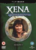 Xena - Warrior Principessa - Stagione 3 DVD Nuovo DVD (8249703)