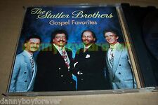 The Statler Brothers Gospel Favorites Heartland Label CD 22 Song Christian Music