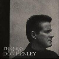 "DON HENLEY ""THE VERY BEST OF"" CD NEU"