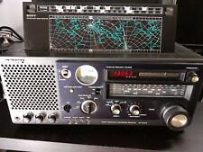 RADIO RECEPTEUR Sony ICF-6700W Multi-Band  - 500kHz-30mHz + FM broadcast AM/SSB
