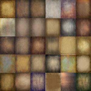 Retro Wall Vinyl Texture Photography Background Props Backdrops Screen 3x5/5x7ft