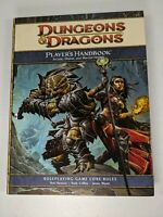 Dungeons and Dragons Player's Handbook | 4th Edition