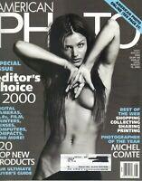 AMERICAN PHOTO Magazine July August 2000 Helena Christensen Michel Comte