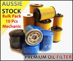 Oil Filter Z334 Fits TOYOTA Landcruiser 70 80 100 1HZ Diesel Prado KZJ120 10PCS