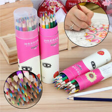 Drawing Pencils Artist Sketch Natural Wood Color Pencil Lapices De Colores Lapiz