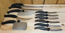 Miracle Blade III The Perfection Series Knife Set/11 Piece Lot Stainless Steel
