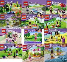 12x Lego Friends 30100 30101 30102 30103 30105 30106 30107 30108 30112 30113 114