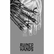RUINED HANDS - bore demo MC/tape, NEW Finistere, His Hero Is Gone, Cave Canem
