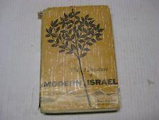 The literature of modern Israel  by Reuben Wallenrod