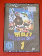 DVD - MAD MISSION 1 NEU & OVP