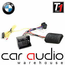 T1 BMW Mini 1 3 5 6 7 Series CanBus Steering Wheel Stalk Interface Adaptor China