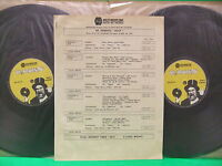 Dr. Demento Radio Show May 18 1987 2LP NM George Carlin Eddie Murphy Emo Philips