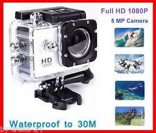 HD Action Kamera wasserdicht 30m