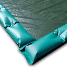 Winterabdeckung 6 x 4 M für Pool 5 x 3 M - mit für Rohrkabelschuhe Umfang