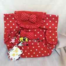 MINNIE MOUSE GIRL'S BACKPACK