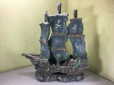 New listing New Without Tags Jumbo Large Shipwreck Fish Tank Aquarium Ornament Decoration
