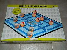 Loriot MÜHLE Spiel - Nine Men´s Morris - Dr. Klöbner & Herr Müller Lüdenscheidt