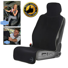 Waterproof Car Seat Protector Cover No Stains Sweat Universal Fit After Workout