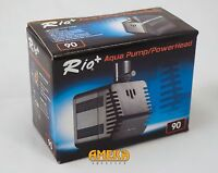 Rio+ Plus 90 Powerhead Aquarium Submersible Pump 85 GPH  NIB TAAM