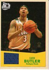 2007-08 Topps Caron Butler Jersey Card