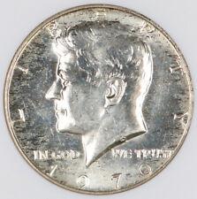 1970-D Kennedy Half Dollar 50C ANACS MS64 PL Proof-Like BU Unc