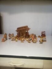 Anri Italy Nativity