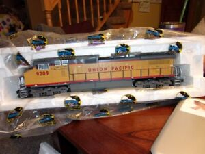MTH Union Pacific GE Dash-9 Premier 2.0