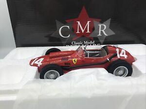 1/18 CMR 1958 Ferrari Dino 246 F1 #14 Mike Hawthorn  JM Part # CMR 160