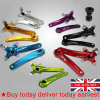 UK STOCK IXF 170mm 104BCD Single/Double/Triple MTB Road Bike Chainset BB Crank