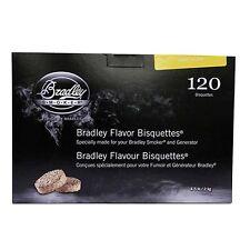 Bradley Technologies Smoker Bisquettes Alder (120 Pack) Btal120