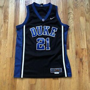Men's Vintage Nike Duke Blue Devils Chris Duhon Swingman Basketball Jersey Sz M